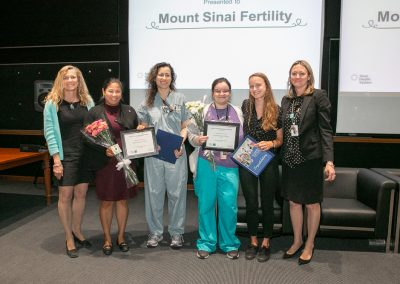 Nursing Awards Mount Sinai