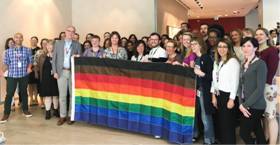 Mount Sinai Celebrates Pride