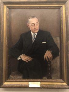 portrait of Ben Sadowski