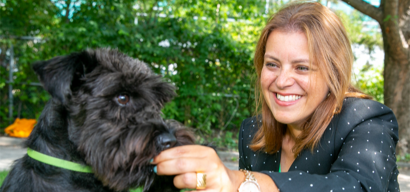 Sinai Health researcher finds dog owners may live longer