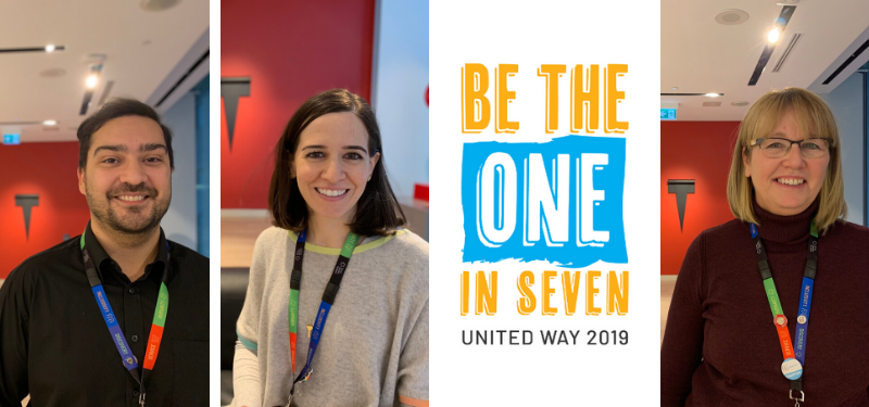 Inspired to give, inspired to lead – United Way campaign co-chairs share their motivation