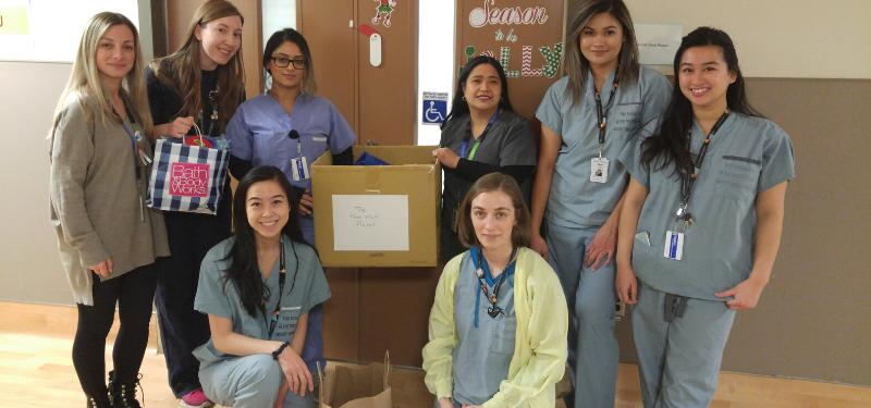 Sinai Health gives back