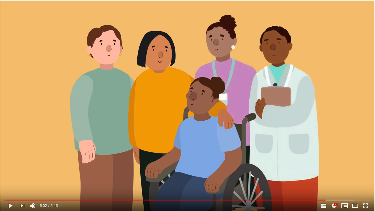 Video 4: Adjustment After Stroke – The Patient and Caregiver Experience