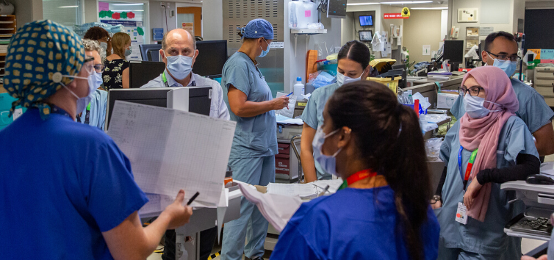 Mount Sinai's ICU plans for the future of intensive care