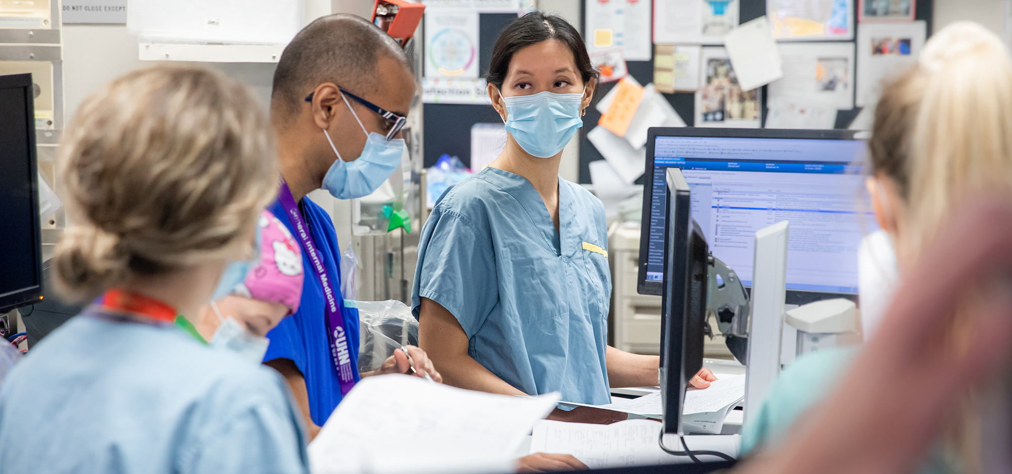 Teamwork and tenacity: reflections on the pandemic from the ICU