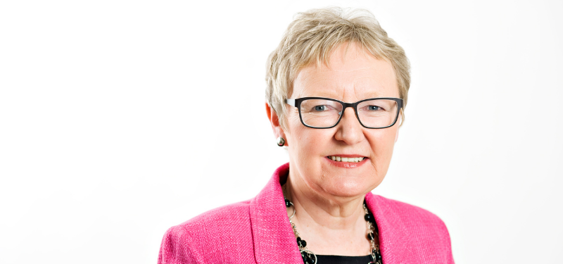 Former Bridgepoint CEO Marian Walsh awarded Meritorious Service Decoration