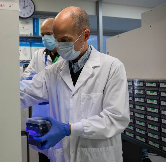 Dr. Tony Mazzulli, Microbiologist-in-Chief at Sinai Health and University Health Network