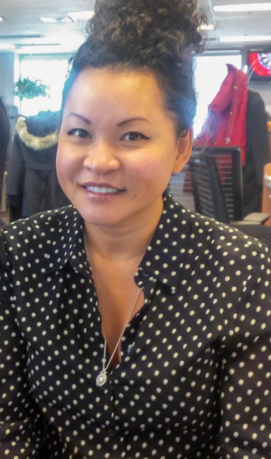 Photo of Sarah Kim-Hak, remote Bridgepoint volunteer