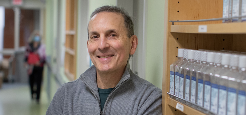 Dr. Daniel Drucker receives 2021 Canada Gairdner International Award