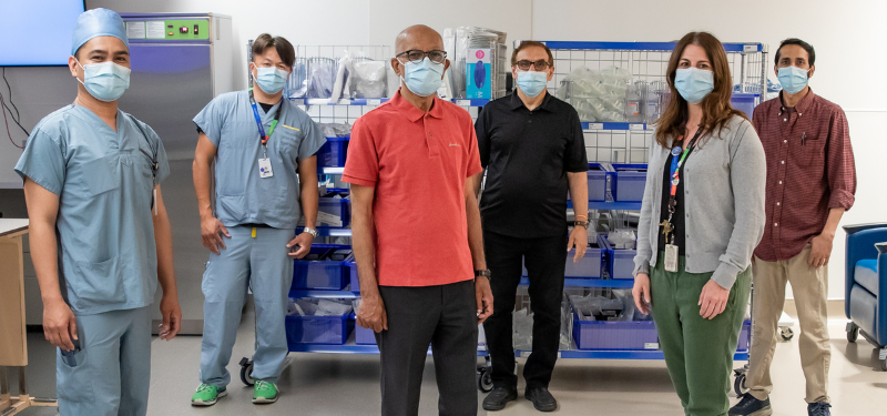 It takes a village – Meet the team ensuring critical supplies are there when needed