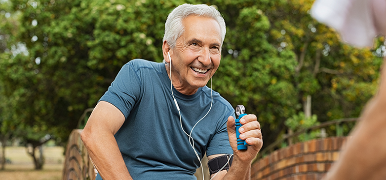 M is for men: tips for healthy aging