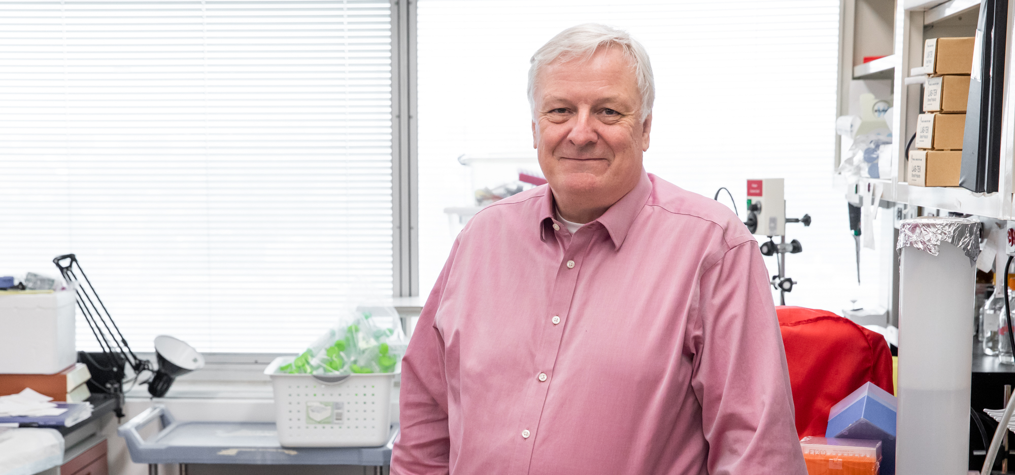 Distinguished Toronto scientist Dr. Jim Woodgett takes up leadership of Terry Fox Research Institute on August 1
