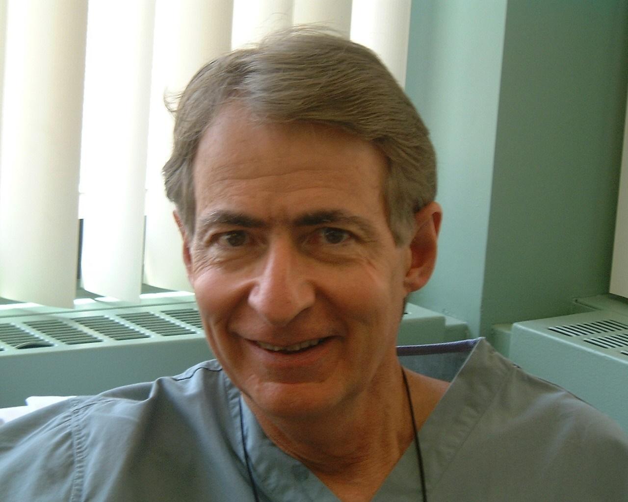 headshot of surgeon